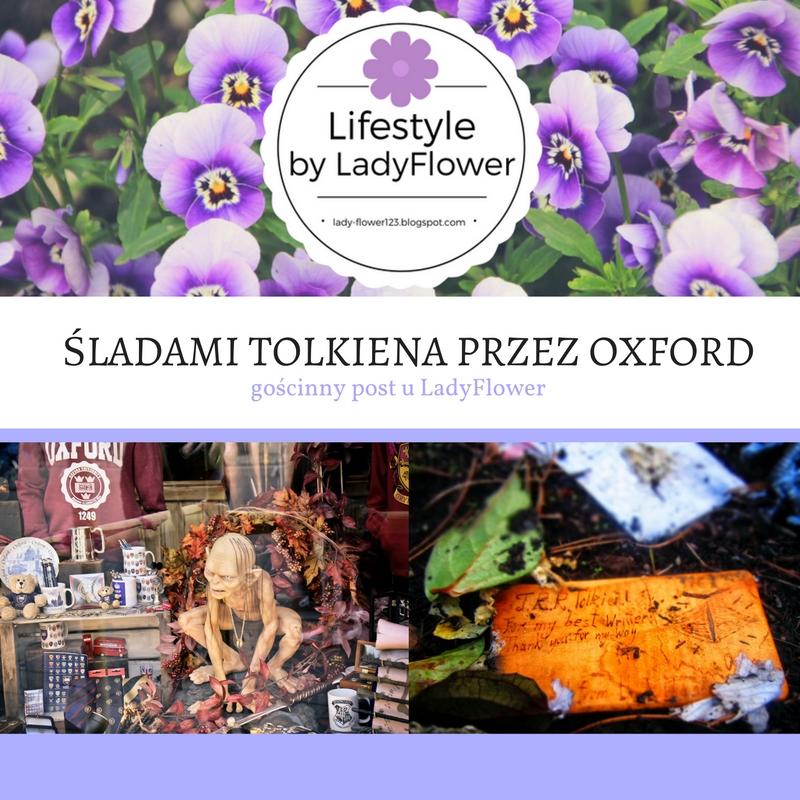 Śladami Tolkiena przez Oxford